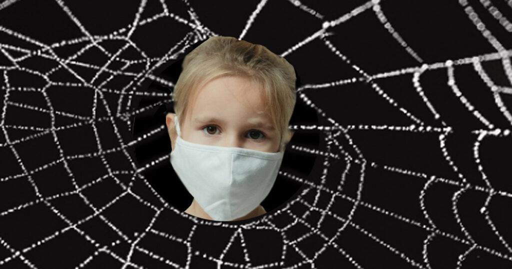 Mütter von mehr als 25'000 Kindern berichten von Problemen durch die Verwendung von Masken